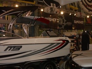 Look, MB made a boat to match the new Reflex 137!