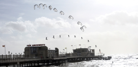 lewis over worthing pier